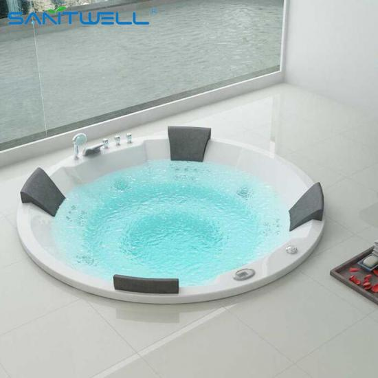 Massager for bathtub
