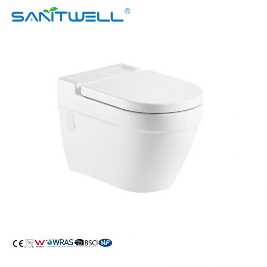 Wall Hang Toilet
