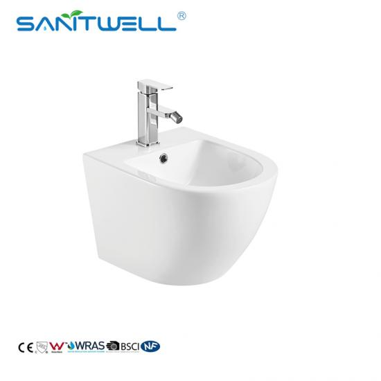 Wall Hung Ceramic Bidet