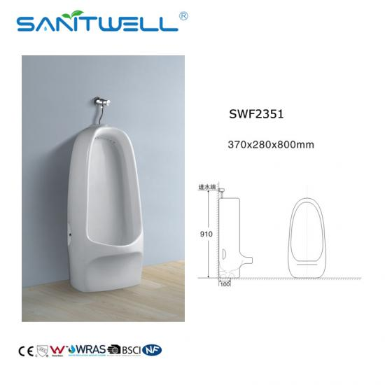 floor mounted Urinal