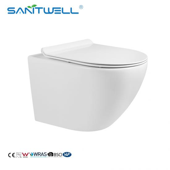Water saving toilet bowl